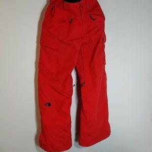 The North Face mens snowboard pants